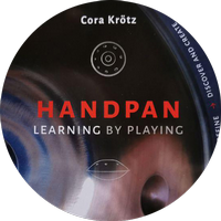 Handpan learning by doing